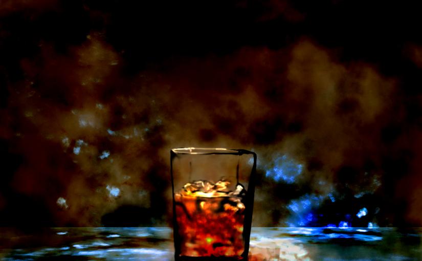 ウイスキーグラス